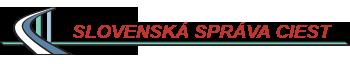 Slovenská správa ciest - logo