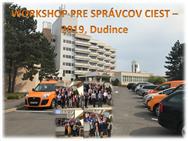 Workshop - Dudince, 2019