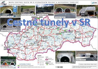 Cestné tunely v SR