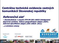 Prezentácia CDB z workshopu 2014