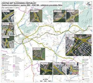 Mapy cestnej siete