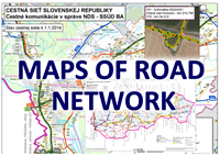 Maps of Road Network