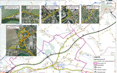 Mapy podľa správcov - aktualizácia