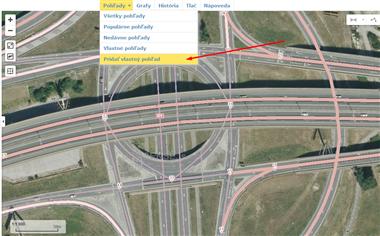 Nové možnosti aplikácie MAPY CDB