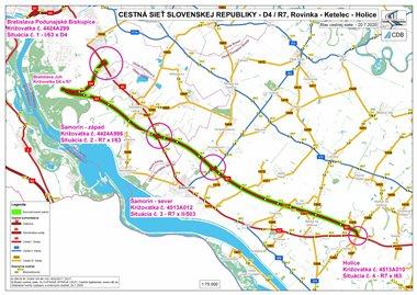 Mapy CDB - D4/R7