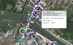 Mapový pohľad : DZ informatívne