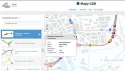 Mapový pohľad : Obslužné a dopr. zariadenia /maptip Meteostanica