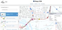 Mapový pohľad : Obslužné a dopr. zariadenia /maptip Diaľničná hláska