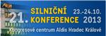 Silniční konference 2013