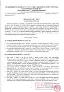 Prečíslovanie vybraných ciesst ciest I. triedy - rozhodnutie MDVRR SR