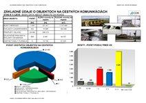 Cestné objekty, stav k 1.1.2015