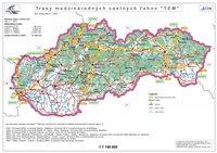 "Transeurópska magistrála ""TEM"""